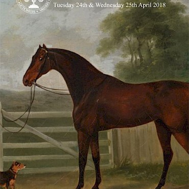 Antiques & Fine Art 24th & 25th April 2018
